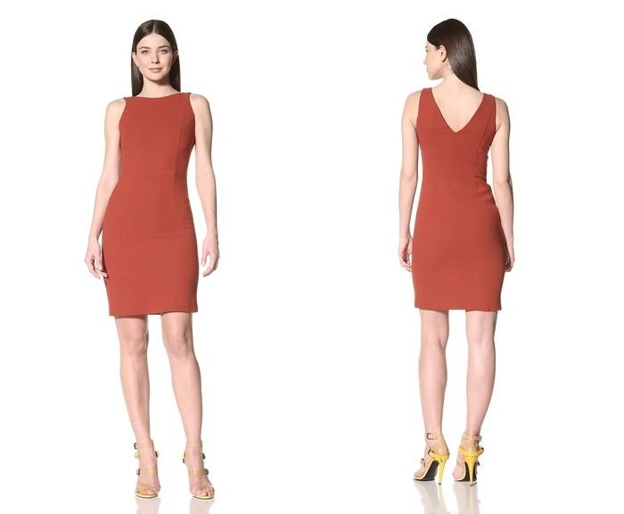 Derek Lam V-Back Dress