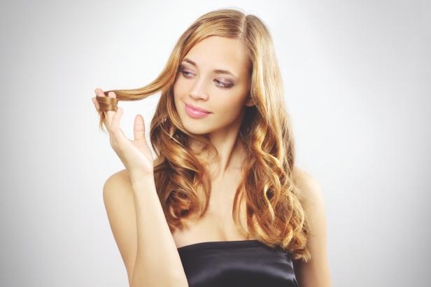 curly hair straghtening