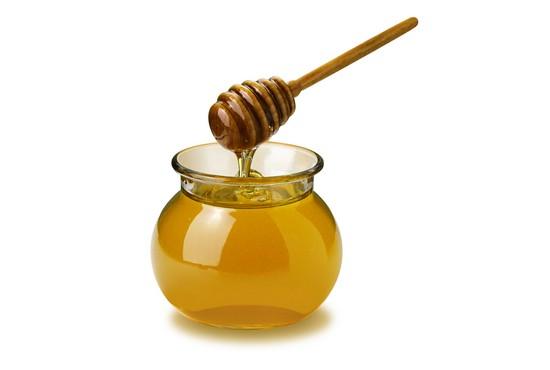 honey for burnt hair